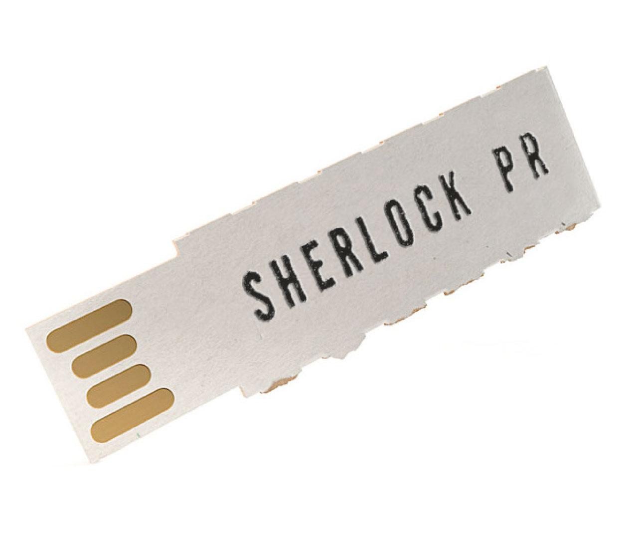 Rebranding for Brighton based PR Consultancy - Memory Stick Design