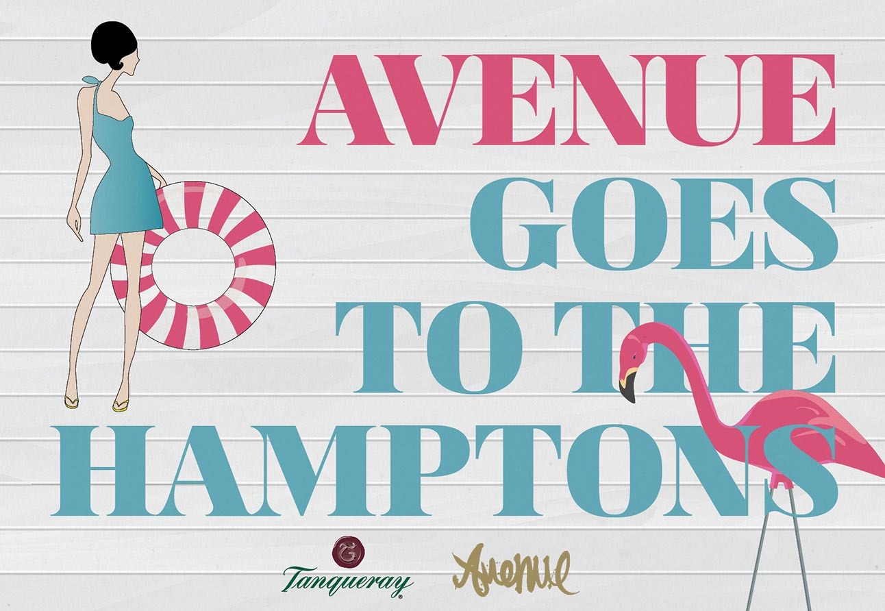Avenue Restaurant - Logo Design & Illustration