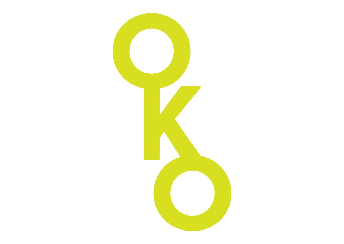 oko logo design